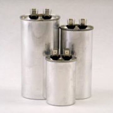 Motor run capacitors